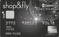 Garanti BBVA Shop & Fly Kredi Kartı Kampnayaları
