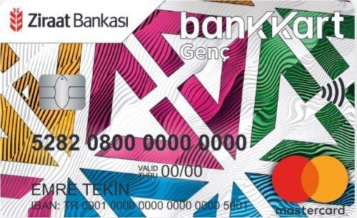 BankKart Genç Kredi Kartı (Ziraat Bankası – Öğrenci)