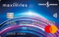 İş Bankası MaxiMiles mil kazandıran kampanyalı kart