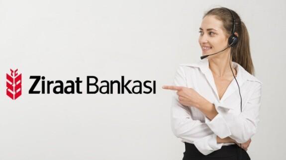 Ziraat Bankası Müşteri Hizmetleri Direk Bağlanma Numarası 2020