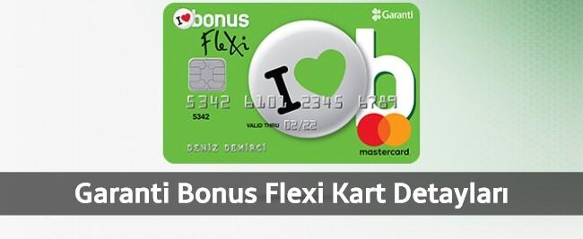 Bonus Flexi: Aidatsız Kredi Kartı Özellikleri ve Başvuru