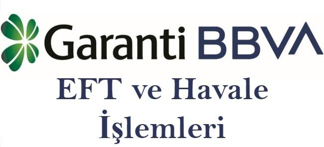 Garanti Bankası EFT Saatleri 2021 (Havale Saatleri ve Ücretleri)
