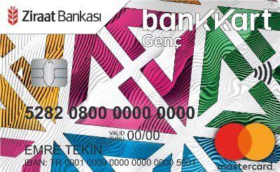 Genç BankKart Görüntüsü