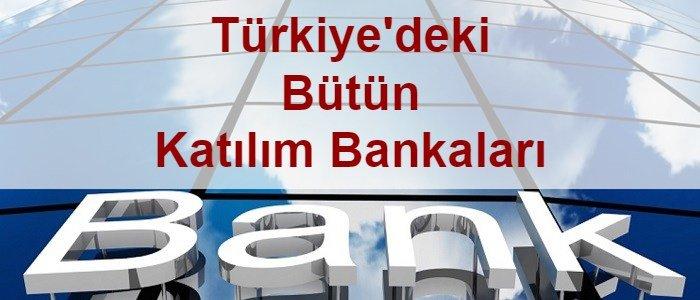 Katılım Bankaları Hangileridir? (Faizsiz Kredi Veren 6 Banka)