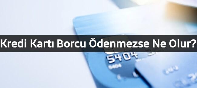 Kredi Kartı Borcu Ödenmezse Ne Olur, Haciz Gelir Mi? (GÜNCEL)