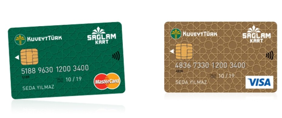 Kuveyt Türk Kredi Kartı Başvurusu (Sağlam Kart AVANTAJLARI)