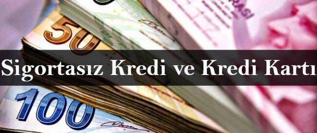 Sigortasız Kredi ve Kredi Kartı Veren Bankalar Var Mı? (Çalışmayanlar)