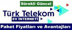 Türk Telekom Ev İnterneti Paketleri 2020 (17 ttnet Kampanya Fiyatı)