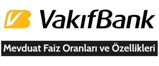Vakıfbank Vadeli Hesap Faiz Oranları 2021 (GÜNCEL Hesaplama)