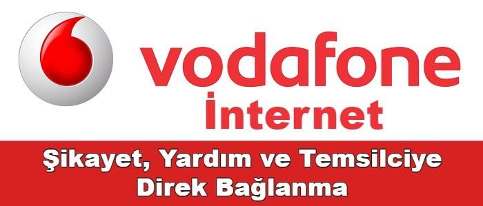 Vodafone Evde İnternet Müşteri Hizmetleri (İletişim ve Bağlanma)
