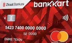 Ziraat Bankası Bankkart Kredi Kartı