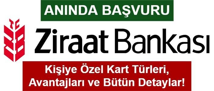 Ziraat Bankası Kredi Kartı Başvurusu (ANINDA Bank Kart Al!)